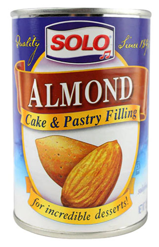 Solo Almond Cake and Pastry Filling