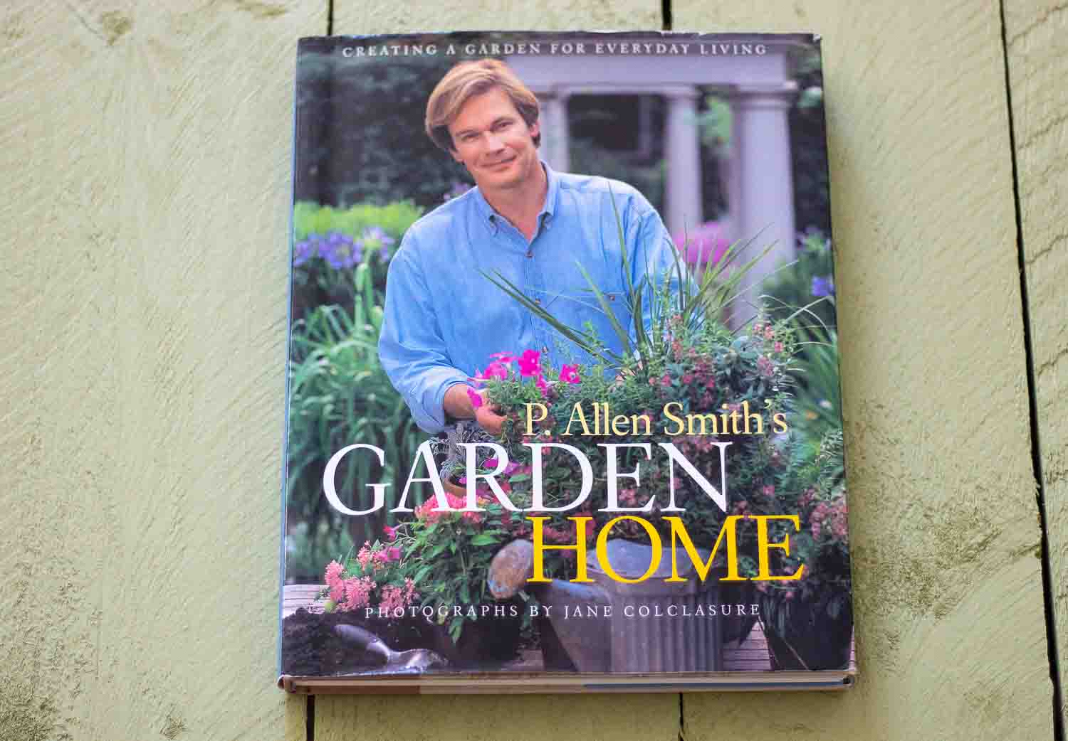 this month's book – garden home