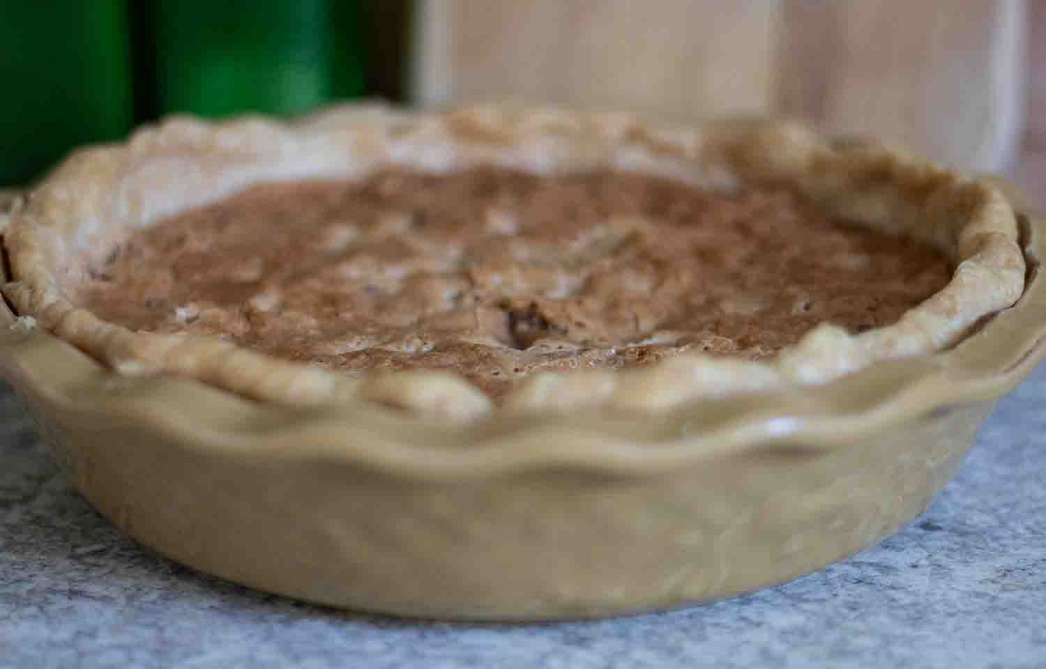 this week's bake – toll house chocolate chip pie