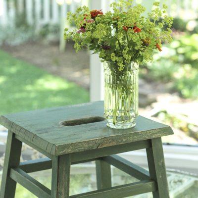 the little stool